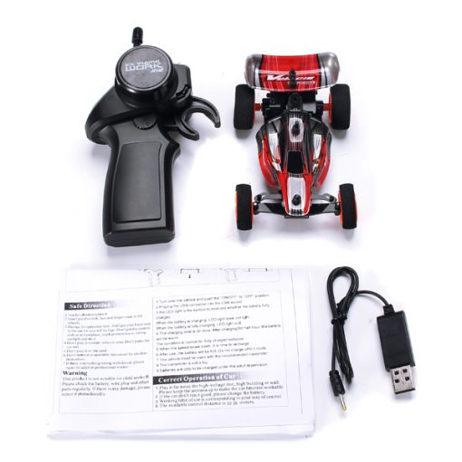 Banggood 1/32 2.4G Racing Multilayer in Parallel Operate USB Charging Edition Formula RC Car Indoor Toys