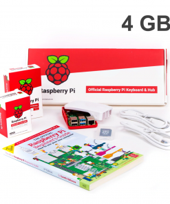 Raspberry Pi 4 Desktop Kit US - 4GB