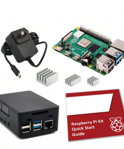 Raspberry Pi 4B Budget Kit