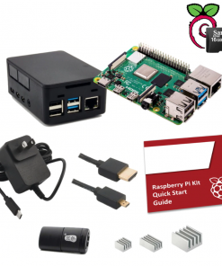 Raspberry Pi 4B Starter Kit